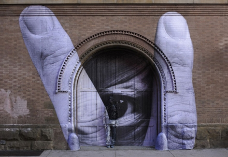 Designboom Talks to the Invisible Man Liu Bolin