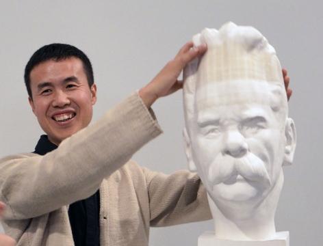 Design Boom | interview with paper sculptor li hongbo