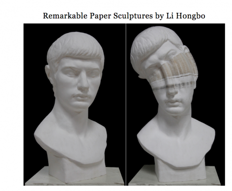 ARTISTIC ODYSSEY | Remarkable Paper Sculptures by Li Hongbo
