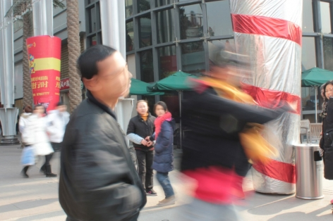 Beyond Chinatown | Li Liao: About the Human Condition