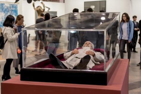 hyperallergic | Mao, Lenin, Thatcher, and Other Leaders Haunt Art Basel Hong Kong