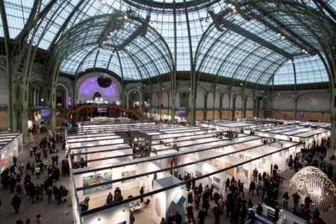 art report | Top 5 Booths At Art Paris Art Fair