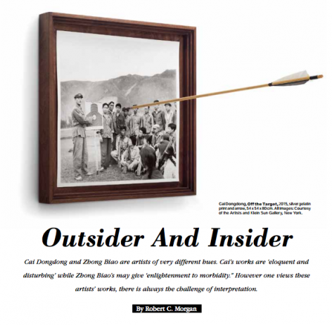 Asian Art News |  Outsider and Insider