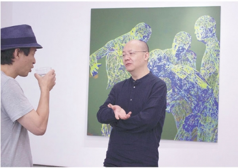 china daily | Artist calls on 3d software as medium