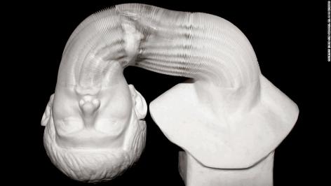 CNN Style I Astonishing Sculptures