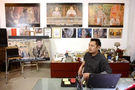CoBo | Chow Chun Fai's (A)political Art