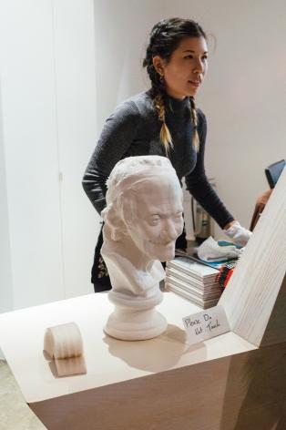 Perrier | Perrier Loves Art: Textbooks by Li Hongbo at Klein Sun Gallery