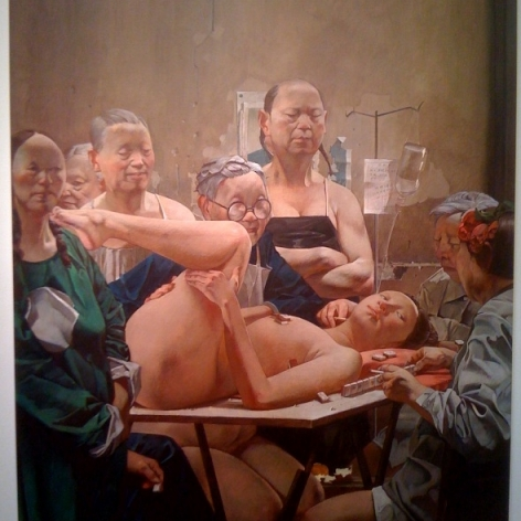 ART HAG | Wei Dong : Nicholas Robinson Gallery