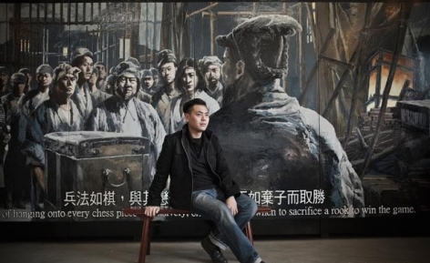 Cnn Travel | Gallery: Inside the private art studios of Fo Tan