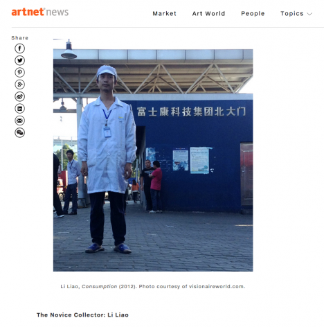 Artnet I 5 Chinese Artists Every Collector Should Own