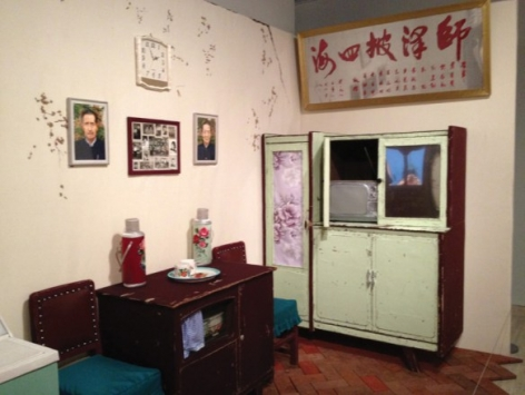 Hi-Fructose I  Gao Rong Recreates Her Grandparents' Home Using Embroidery
