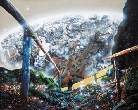 Takungpoa | Zhong Biao: to draw this mess in the world
