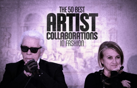 Liu Boin: The 50 Best Artist Collaborations in Fashion