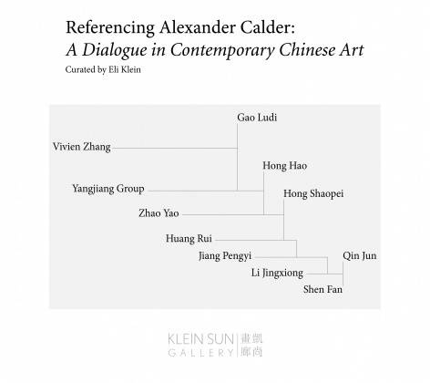 Referencing Alexander Calder: A Dialogue in Contemporary Chinese Art