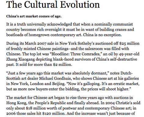 Forbes I The Cultural Evolution