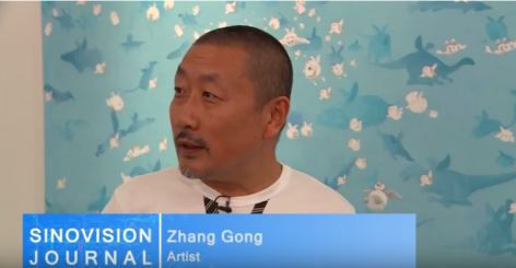 Sinovision | Zhang Gong and Peili's solo exhibitions at Klein Sun Gallery