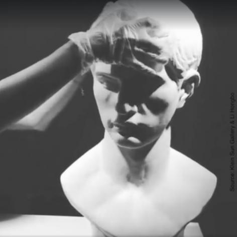Aufeminin | Li Hongbo's paper sculptures