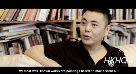HKHQ.tv | Chow Chun Fai - Artist Profile