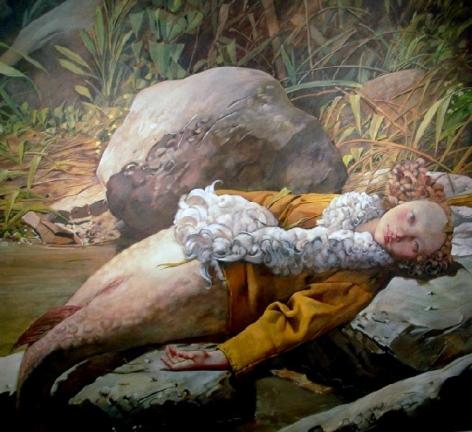 Culture catch | Modern Takes on Figurative Art