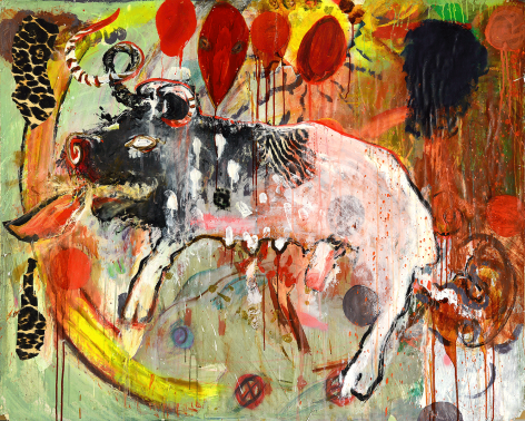 """""""Pig"""" by James Andrew Brown"""