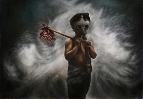 Vagrant Child by Michael Labua