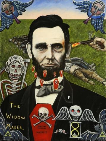 The Widow Maker by Robert Preston