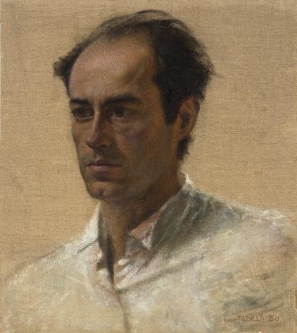 Untitled (Self-portrait) by Robert Padilla