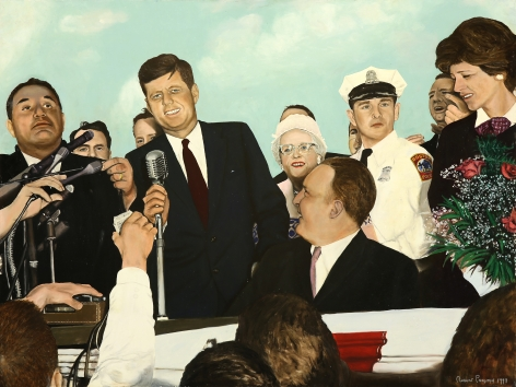 Kennedy 1960 by Robert Preston
