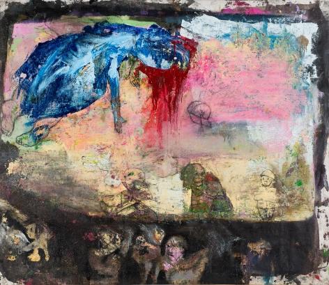 The Forest by Yunierki Felix Hodelin
