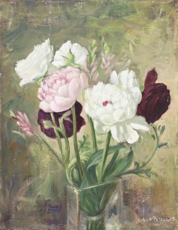 Untitled (Flower Study) by Robert Padilla
