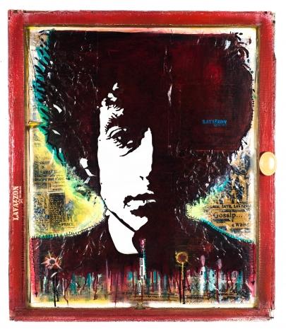 Bob Dylan by Eric Lavazzon