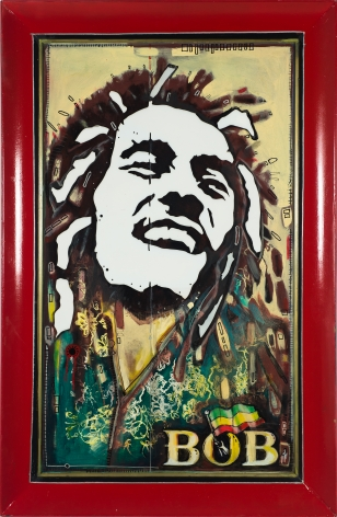 One Love Bob by Eric Lavazzon