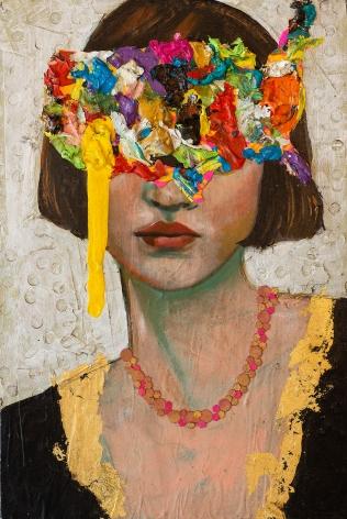 America Blind by Julia Rivera