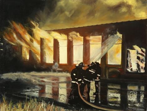 Fire by Robert Preston