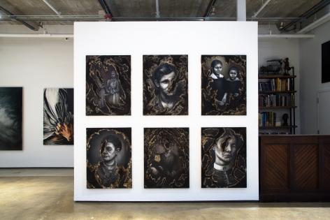 Michael LaBua at Detour Gallery