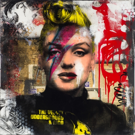 Marilyn Stardust by BNS