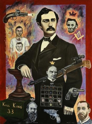 King Kill 33 by Robert Preston
