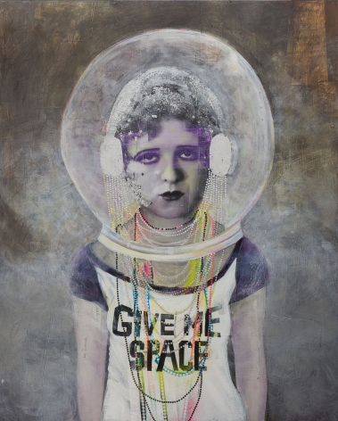 Give Me Space by Holly Suzanne Rader