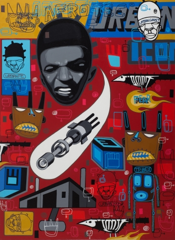 Urbanite by Ron Haywood Jones