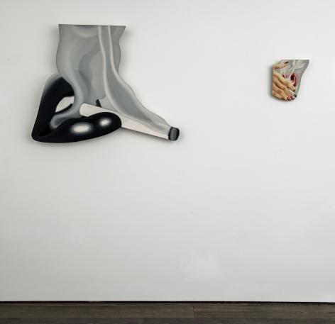 TOM WESSELMANN: Early Works, Van de Weghe Fine Art, March 3 - May 10, 2016, Installation view