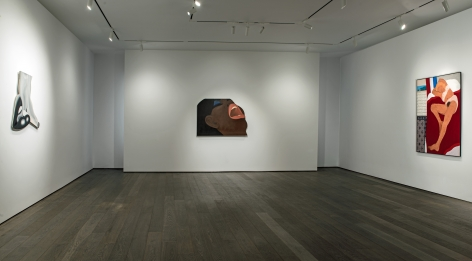 TOM WESSELMANN: Early Works, Van de Weghe Fine Art, March 3 - May 10, 2016, Installation view