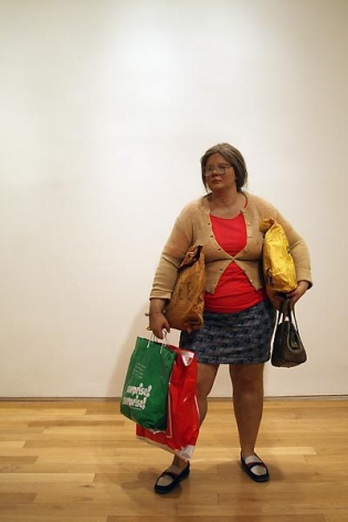 DUANE HANSON Young Shopper, 1973