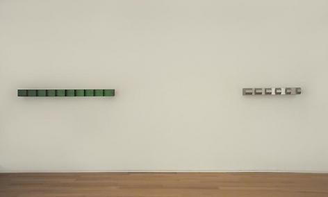 DONALD JUDD, Van de Weghe Fine Art