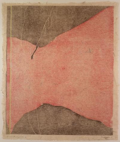 Helen Frankenthaler Vineyard Storm, 1974-77