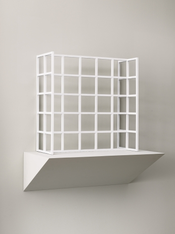 Sol LeWitt Modular Structure, 1971