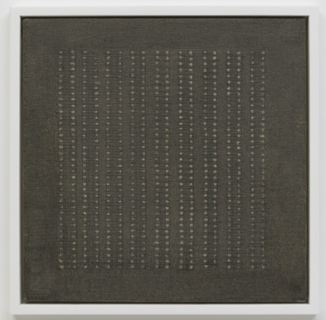 Agnes Martin,Untitled, 1961.