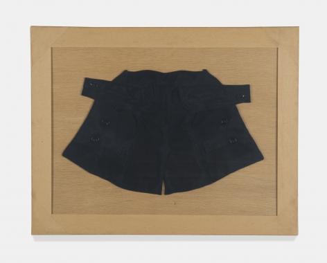 Charles LeDray Mourning Coat, 1991