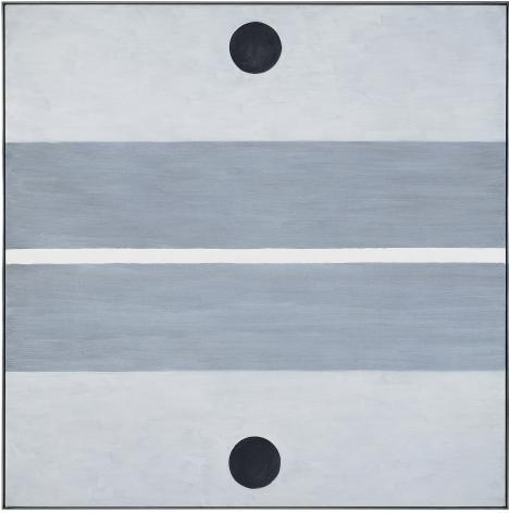 Agnes Martin,Untitled, 1960.