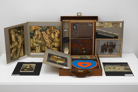 Marcel Duchamp From or by Marcel Duchamp or Rrose Sélavy (The Box in a Valise), 1935-41