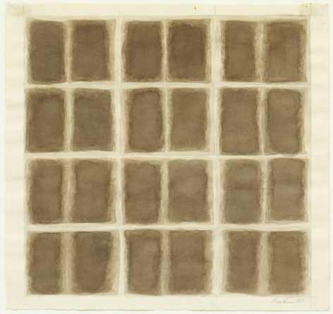 Eva Hesse Untitled, 1968